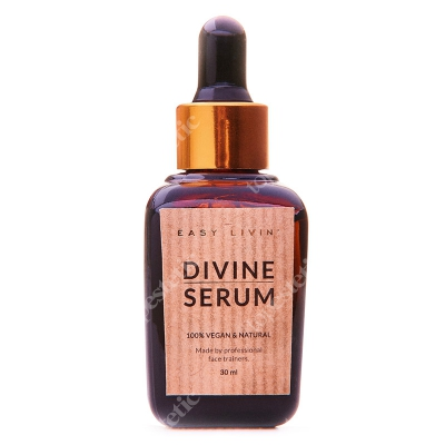Easy Livin Divine Serum Olejowe serum do masażu twarzy 30 ml