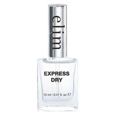 Elim Express Dry Przedłuża trwałość lakieru 12 ml