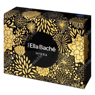 Ella Bache Hydration Box 2019 ZESTAW Ultra-nawilżający krem 50 ml + Hialuronowa maska nawilżająca 50 ml + Pomidorowa pianka myjąca 15 ml + Kosmetyczka
