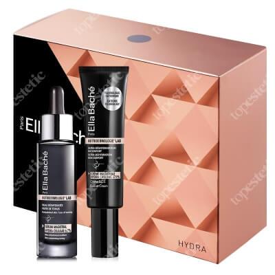 Ella Bache Hydration Gift Box ZESTAW Ultra-nawilżający krem 50 ml + Serum nawilżające 30 ml + Kosmetyczka