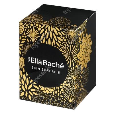 Ella Bache Skin Surprise Box 2019 ZESTAW Woda do demakijażu 60 ml + Pianka myjąca 15 ml + Żel pilingujący 15 ml + Maska nawilżająca 15 ml + Kosmetyczka