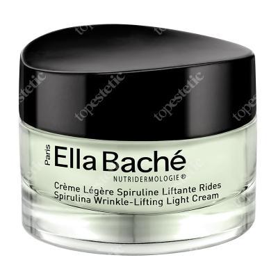 Ella Bache Spirulina Wrinkle-Lifting Light Cream Lekki przeciwzmarszczkowo-liftingujący krem ze spiruliną 50 ml