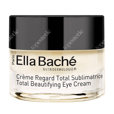 Ella Bache Total Beautifying Eye Cream Liftingująco- upiększający krem pod oczy 15 ml