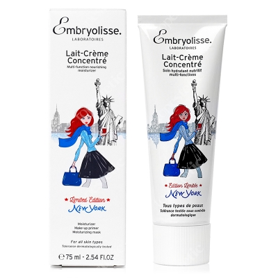 Embryolisse Lait-Creme Concentre - Limited Edition New York Krem odżywczo-nawilżający 75 ml