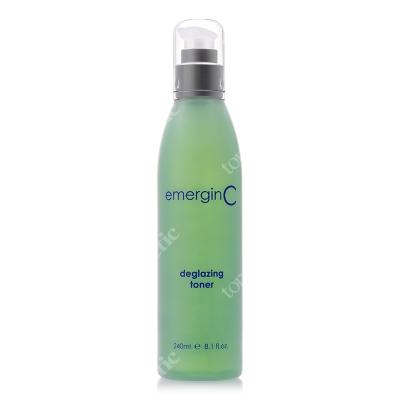 EmerginC Deglazing toner Antybakteryjny tonik łagodzący stany zapalne 240 ml