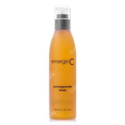 EmerginC Pomegranate toner Aktywny tonik z witaminą C, AHA i retinolem 240 ml