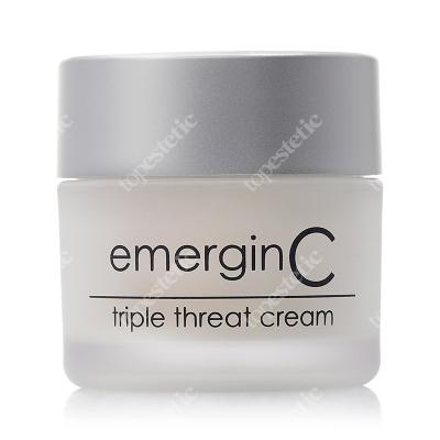 EmerginC Triple-Threat Cream Regenerujący krem z witaminą C, retinolem i AHA 50 ml