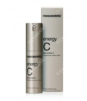 Mesoestetic Energy C Intensywnie rozświetlający krem pod oczy 15 ml