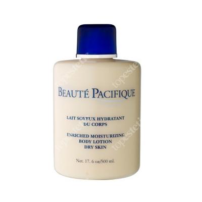 Beaute Pacifique Enriched Moisturizing Body Lotion Dry Skin x-nawilżające mleczko do ciała 500 ml