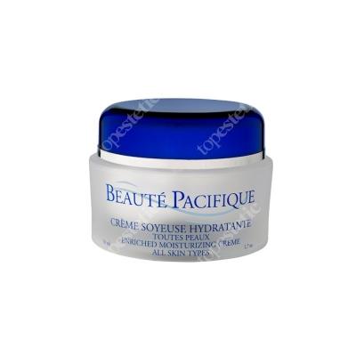 Beaute Pacifique Enriched Moisturizing Cream All Skin Types Krem nawilżający wszystkie typy skóry 50 ml