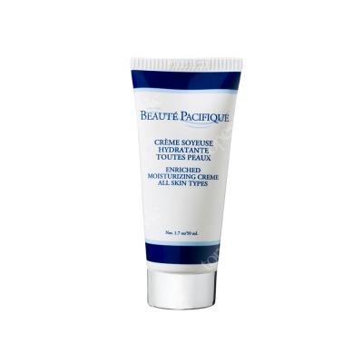 Beaute Pacifique Enriched Moisturizing Cream All Skin Types Krem nawilżający wszystkie typy skóry tuba 50 ml