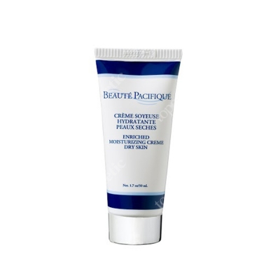 Beaute Pacifique Enriched Moisturizing Cream Dry Skin Krem nawilżający skóra sucha Tuba 50 ml