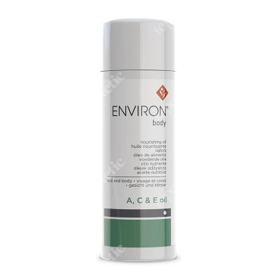 Environ A, C & E Face and Body Oil Olejek odżywczy o silnym działaniu 100 ml