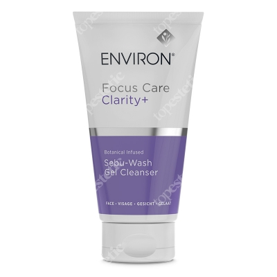Environ Botanical Infused Sebu-Wash Gel Cleanser Pieniący się żel do mycia twarzy 150 ml