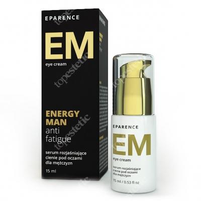 Eparence Energy Man Anti Fatigue Serum rozjaśniające cienie pod oczami dla mężczyzn 15 ml