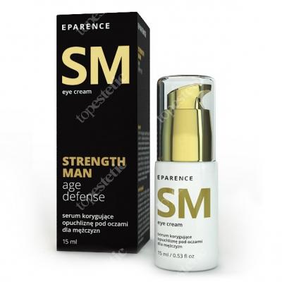 Eparence Strenght Man Age Defense Serum korygujące opuchliznę pod oczami dla mężczyzn 15 ml