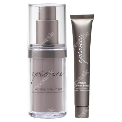 Epionce Renewal Eye Cream + Intense Defense Serum ZESTAW Rewitalizujący krem pod oczy 15 g + Intensywne serum regenerujące 12g