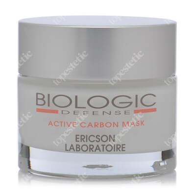 Ericson Laboratoire Active Carbon Mask Maska oczyszczająco-witalizująca 50 ml