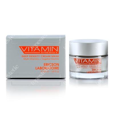 Ericson Laboratoire Deep Density Cream Mask Kremowa maska odżywcza 50 ml