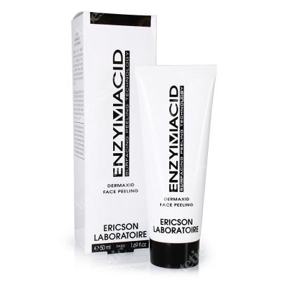 Ericson Laboratoire Enzymacid Dermaxid Face Peeling Piling do twarzy 50 ml