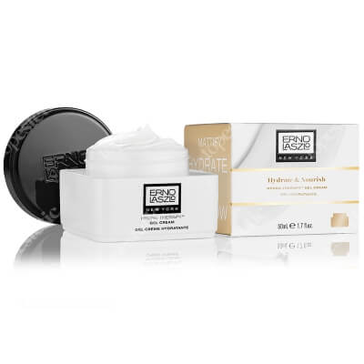 Erno Laszlo Hydra Therapy Gel Cream Nawilżający żel-krem z olejem z nasion lnu i wyciągiem z nasion bawełny 50 ml
