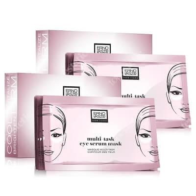 Erno Laszlo Multi Task Eye Serum Mask x 2 ZESTAW Wielozadaniowe serum-maska pod oczy z gliceryną, Gotu Kola i wit. B3, 12 x 45 g