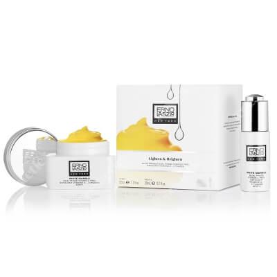 Erno Laszlo White Marble Dual Phase Vitamin C Peel Dwufazowy peeling z wit. C, wyciągiem z marchwi i kwasem mlekowym 50 ml + 20 ml