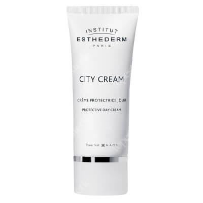 Esthederm City Cream Miejski krem nawilżająco-ochronny z filtrem UV 30 ml