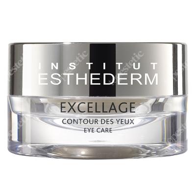 Esthederm Excellage Eye Care Odżywiający krem pod oczy z wygładzającym aplikatorem 15 ml