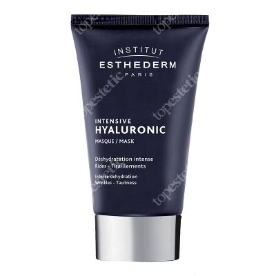 Esthederm Intensive Hyaluronic Mask Intensywnie nawilżająca maska z kwasem hialuronowym 75 ml