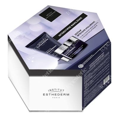 Esthederm Intensive Hyaluronic Set ZESTAW Krem nawilżający 50 ml + Intensywnie nawilżająca maska 75 ml