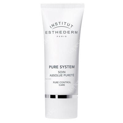 Esthederm Pure Control Care Cream Krem oczyszczająco-matujący do skóry tłustej, mieszanej i problematycznej 50 ml