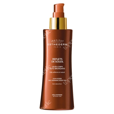 Esthederm Sun Sheen Intense Tan (Body Gel) Intensywny samoopalacz do ciała w żelu 150 ml