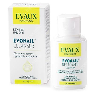 Evaux Evonail Cleanser Płyn oczyszczający do paznokci 50 ml