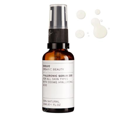 Evolve Organic Hyaluronic Serum 200 Serum z kwasem hialuronowym 30 ml