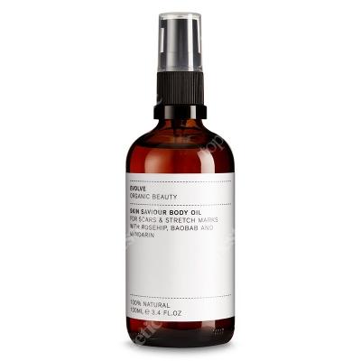 Evolve Organic Skin Saviour Body Oil Olejek do ciała 100 ml