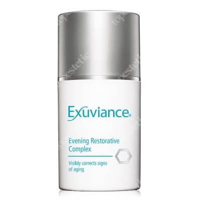 Exuviance Evening Restorative Complex NEW Kompleksowy krem naprawczy do skóry normalnej i mieszanej 50 g