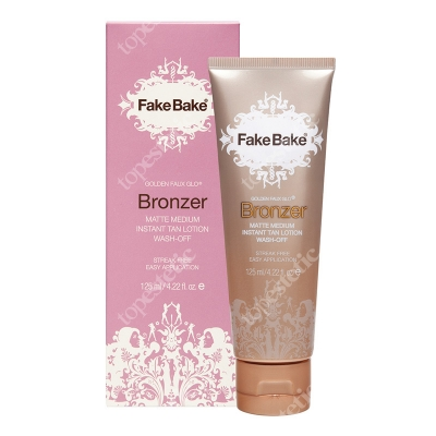 Fake Bake Bronzer Matte Medium Balsam brązujący 125 ml