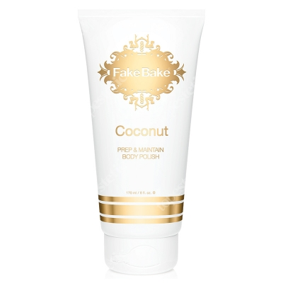 Fake Bake Coconut Prep Body Polish Peeling do ciała 170 ml