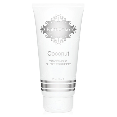 Fake Bake Coconut Tan Optimising Moisturiser Balsam nawilżający 170 ml