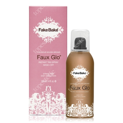 Fake Bake Faux Glo Instant Tan Spray Spray brązujący 120 ml