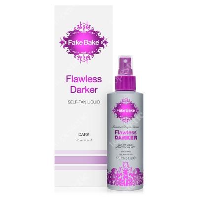 Fake Bake Flawless Darker - Dark Płyn opalający - typ karnacji średnia, ciemna 170 ml