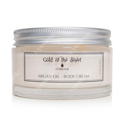 Feminae Argan Oil Body Cream Krem na ciało z olejem arganowym 200 ml