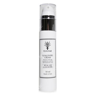 Feminae Sunlovers Cream Krem ochronny SPF 50+ UVB, 50 ml