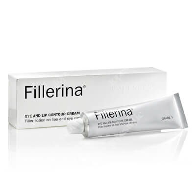 Fillerina Eye And Lip Contour Cream Grade 1 Krem modelujący oczy i usta - stopień 1, 15 ml