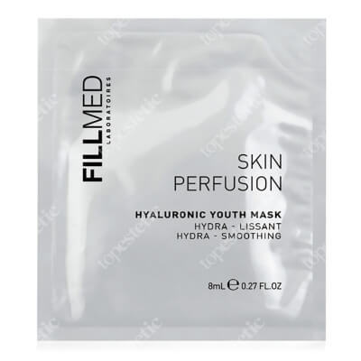Fillmed Hyaluronic Youth Mask Maska z kwasem hialuronowym 4 szt.