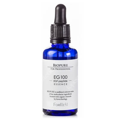 Forlled Biopure EG 100 Essence Serum przeciwstarzeniowe 15 ml