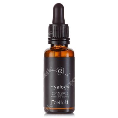 Forlled Hyalogy alpha Serum remodelujące wiotką skórę 30 g