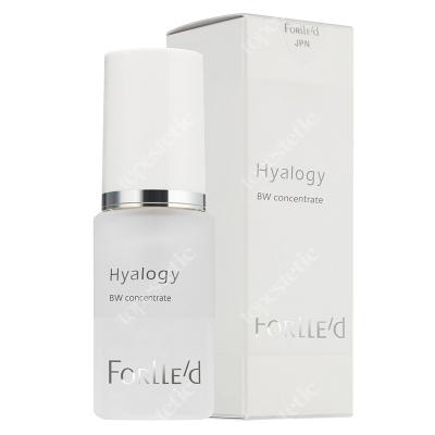 Forlled Hyalogy BW Concentrate Rozjaśniający koncentrat przeciwstarzeniowy 15 ml