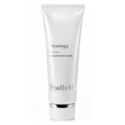 Forlled Hyalogy P - Effect Re - Purerance Wash Pianka oczyszczająca do twarzy 110 g